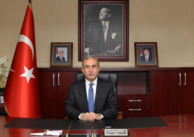 Adana Valisi Mustafa Büyük