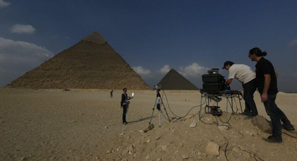 Mısır Büyük Piramit