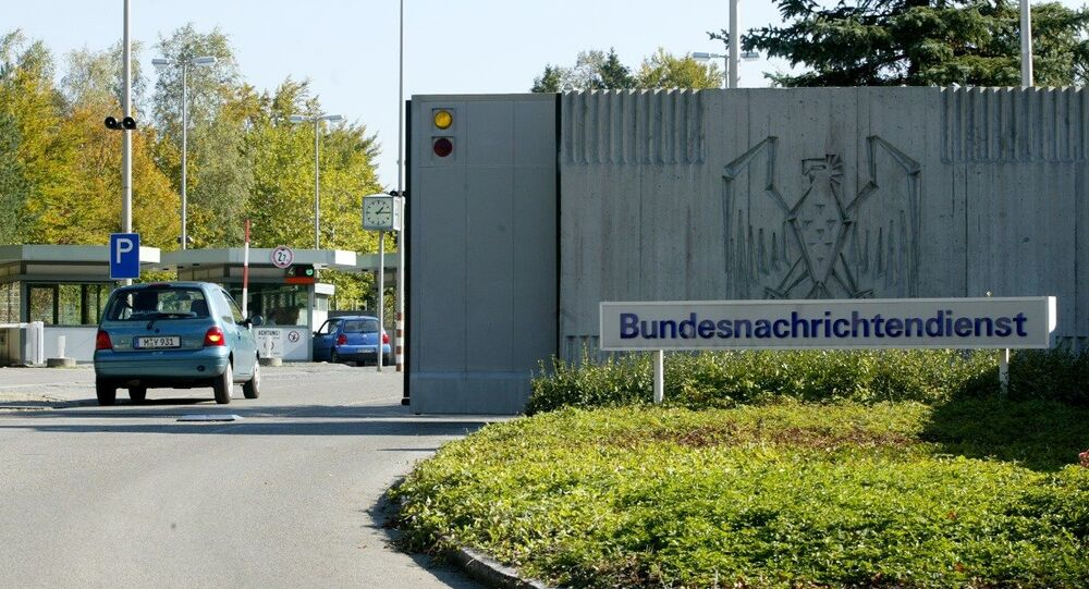Alman Federal İstihbarat Teşkilatı (BND)