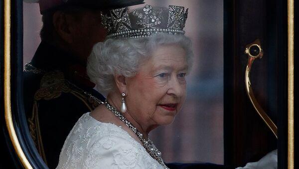 İngiltere Kraliçesi Elizabeth - Sputnik Türkiye