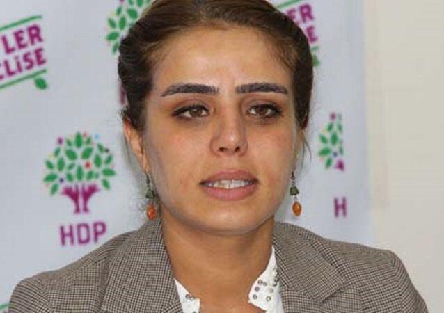 HDP Batman Milletvekili Ayşe Acar Başaran