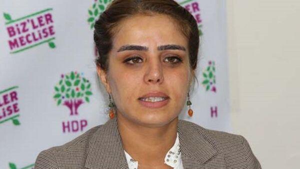 HDP Batman Milletvekili Ayşe Acar Başaran - Sputnik Türkiye