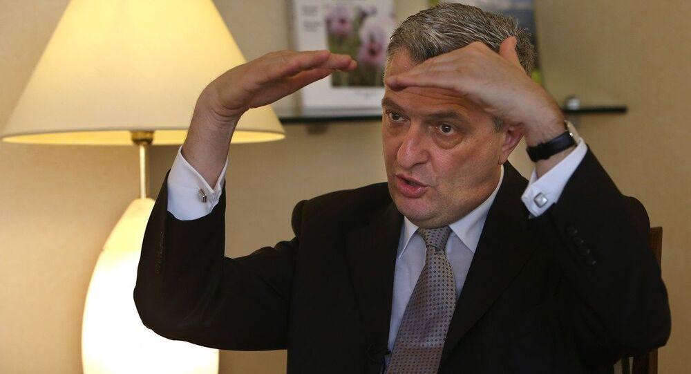 BM Mülteciler Yüksek Komiseri Filippo Grandi