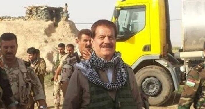 Peşmerge Güçleri Batı Cephesi Sorumlusu Kemal Kerkuki, IŞİD'in elindeki yerlerin yüzde 70'inin alındığını belirtti.