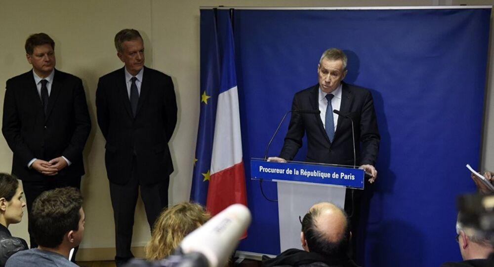 Paris Başsavcısı François Molins