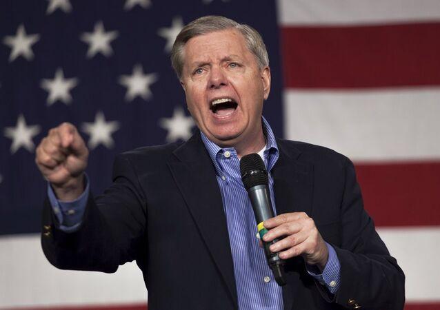 ABD'nin başkan aday adaylarından Lindsey Graham