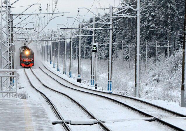 Rus demiryolları