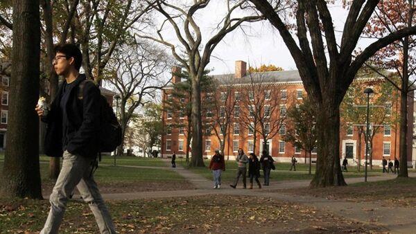 Harvard Üniversitesi - Sputnik Türkiye