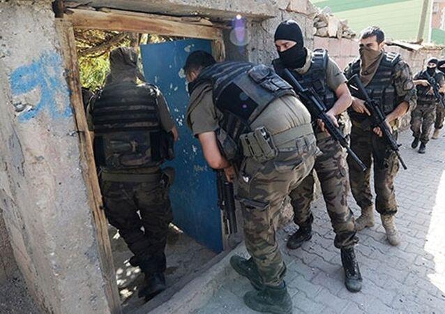 Jandarma operasyon