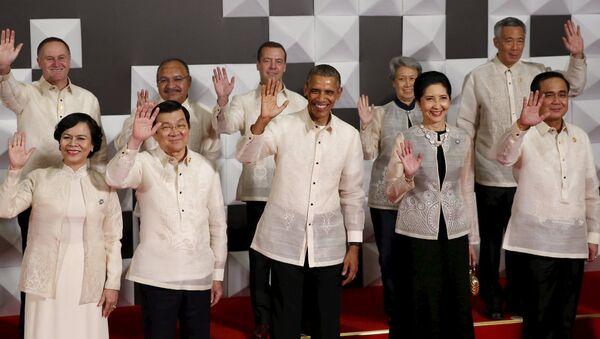 Asya Pasifik Ekonomik İşbirliği (APEC) - Sputnik Türkiye