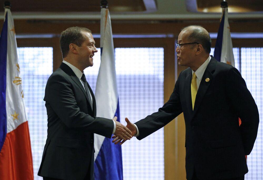 Manila'da APEC Zirvesi