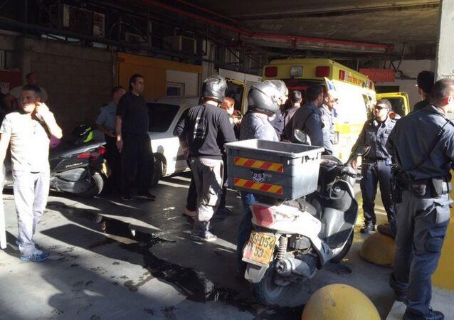 RT'nin İsrail'deki ofisine bıçaklı saldırı
