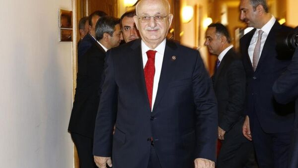 İsmail Kahraman - Sputnik Türkiye