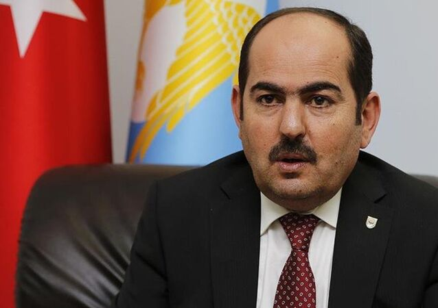 Türkmen Meclisi Başkanı Abdurrahman Mustafa