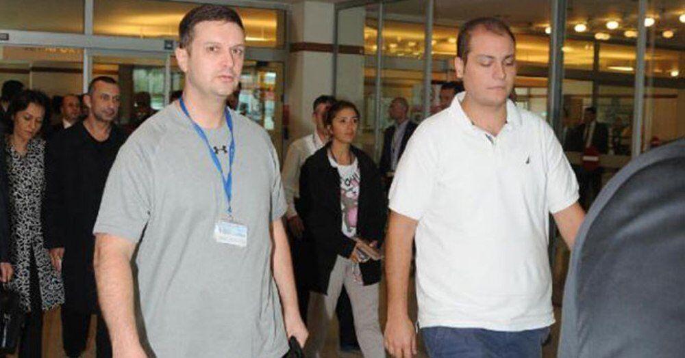 Mali'de rehin alınan THY personeli İstanbul'da