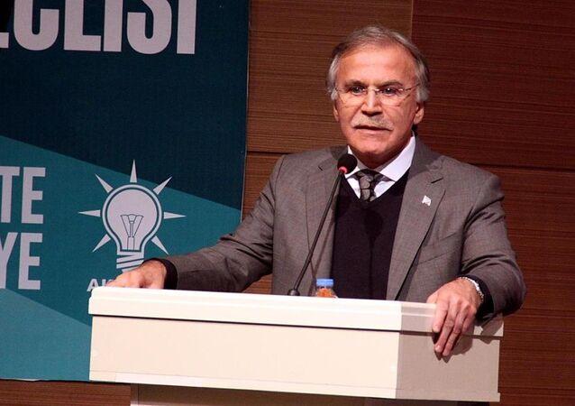 AK Parti Genel Başkan Yardımcısı Mehmet Ali Şahin