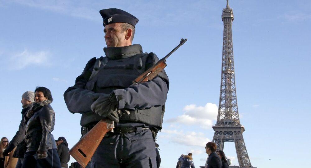 Fransız polisi
