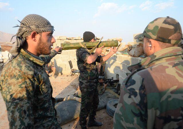 Suriye ordusu