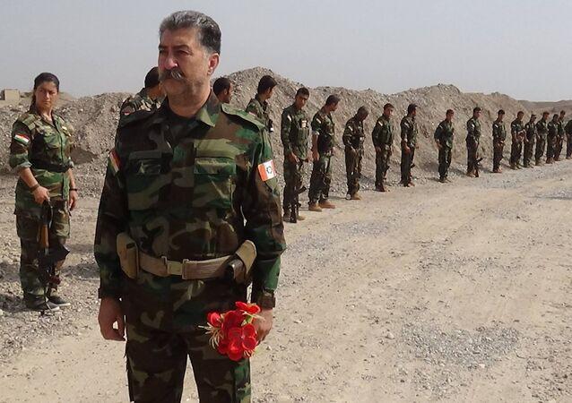 Kürt Stalin lakaplı Peşmerge komutanı  Hüseyin Yezdanpena