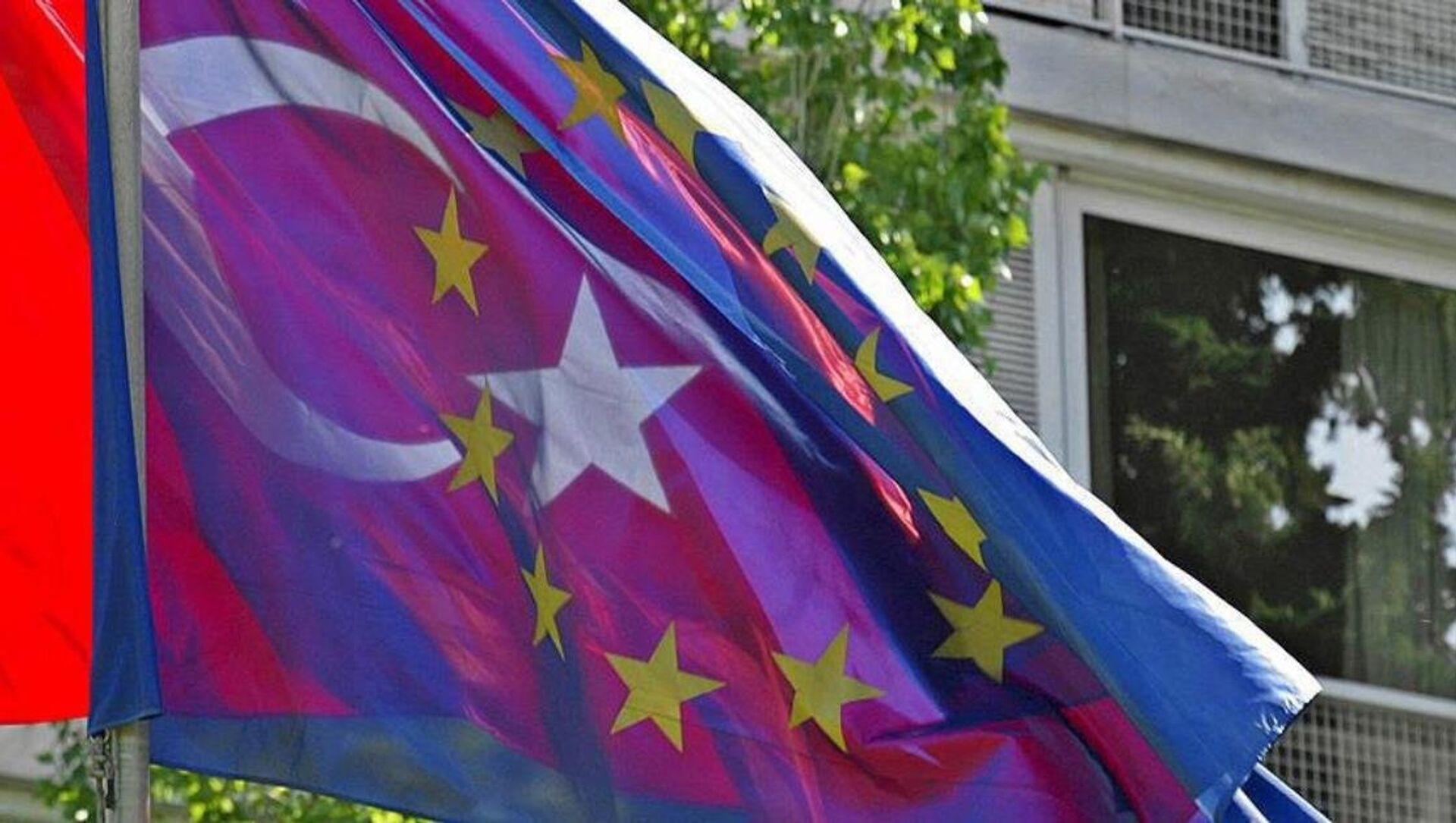 AB-Türkiye - Sputnik Türkiye, 1920, 15.07.2021