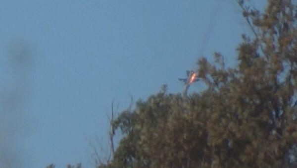 Düşürülen Rus uçağı - Sputnik Türkiye