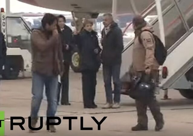 Suriye'de yaralanan Rus gazeteciler