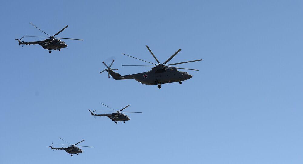 Büyük Vatan Savaşı / Mi-8