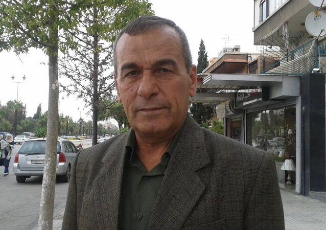Emekli tümgeneral Sabit Muhammed