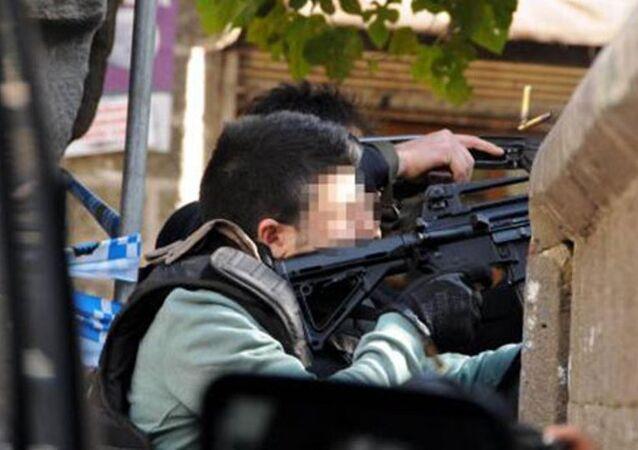 Diyarbakır'da Tahir Elçi'nin öldürüldüğü çatışma.