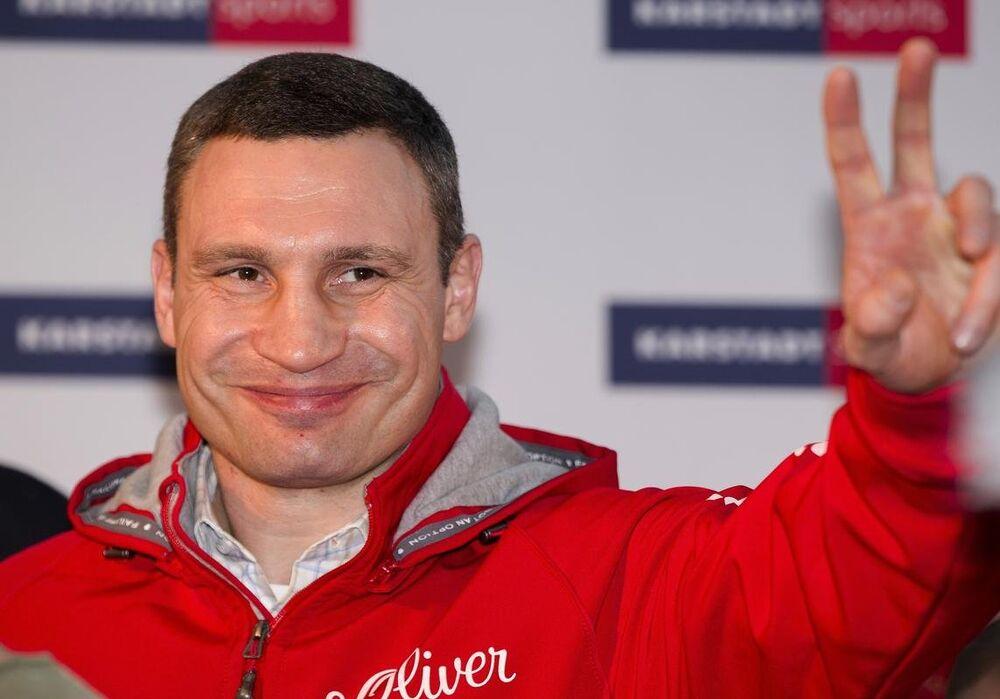 Vladimir Klitschko - Tyson Fury