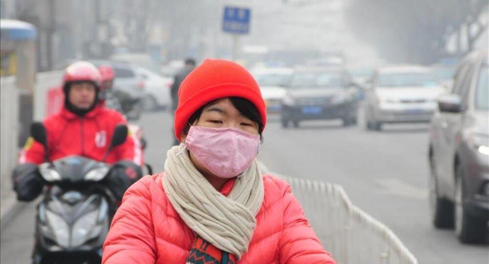 Çin'de turuncu alarm