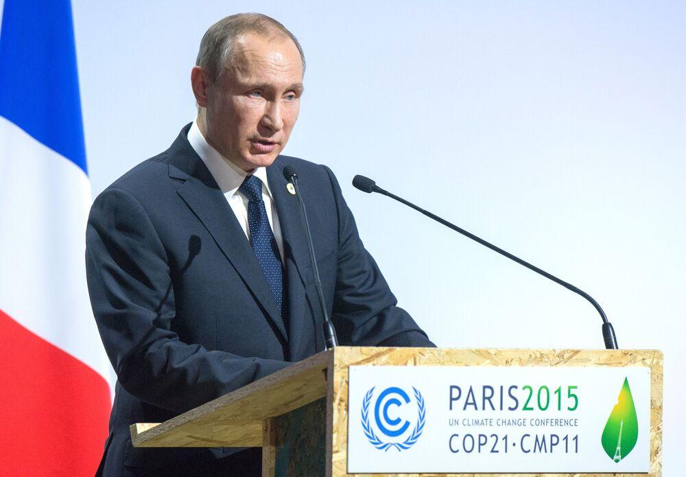 Paris'teki İklim Konferansı