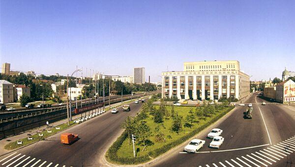 Rudomino Yabancı Edebiyat Devlet Kütüphanesi - Sputnik Türkiye