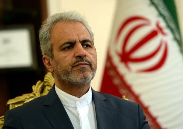 İran'ın Ankara Büyükelçisi Alirıza Bikdeli