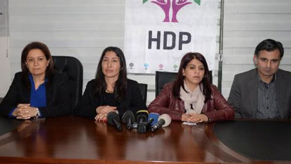 HDP Şırnak Milletvekili Leyla Birlik - Sputnik Türkiye