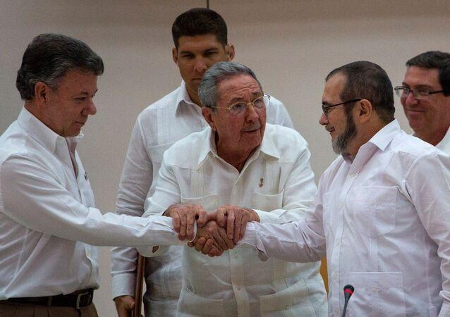 FARC- Kolombiya
