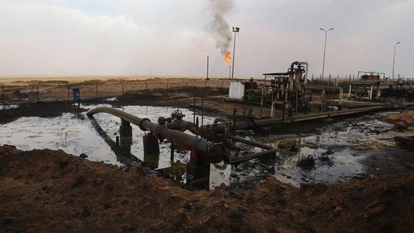 Irak petrol - Sputnik Türkiye