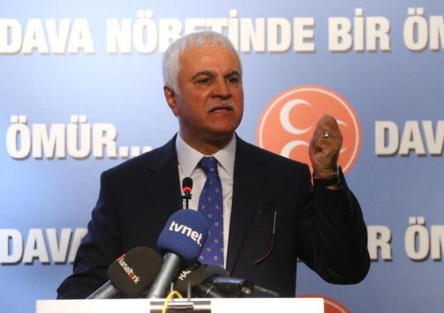 Eski MHP Trabzon Milletvekili Koray Aydın