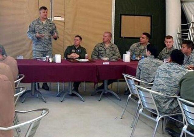 ABD Avrupa Hava Kuvvetleri Komutanı İncirlik'te