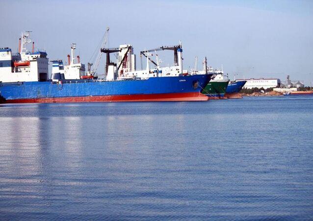 Samsun Limanı, Rus gemilerinin tutuklandığını yalanladı