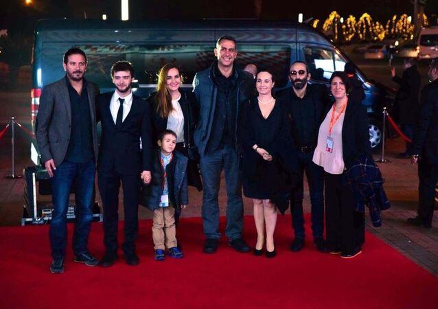 52. Uluslararası Antalya Film Festivali - 'Takım: Mahalle maçı' ekibi