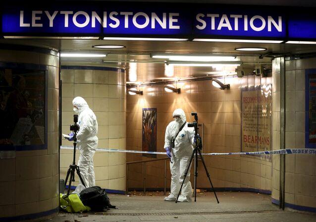 İngiltere- Londra metrosu
