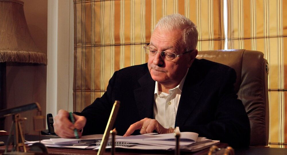 George Haswani