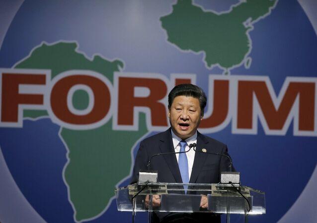 Çin lideri Şi Cinping