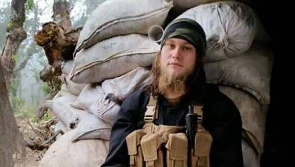 Türkmen Dağı bölgesinde Suriye Ordusu, El Nusra'nın çeçen komutanını öldürdü. - Sputnik Türkiye