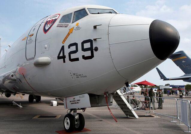 P8 Posedion casus uçağı