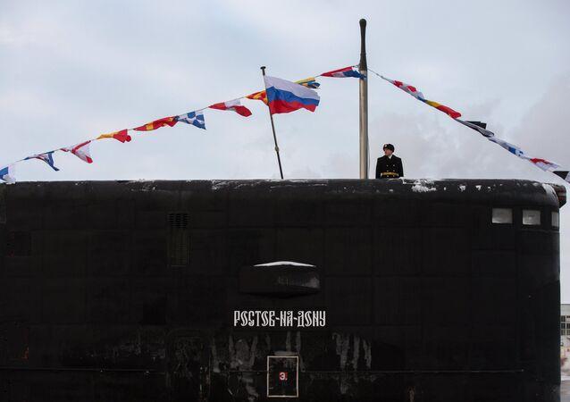 'Rostov-na-donu' denizaltısının