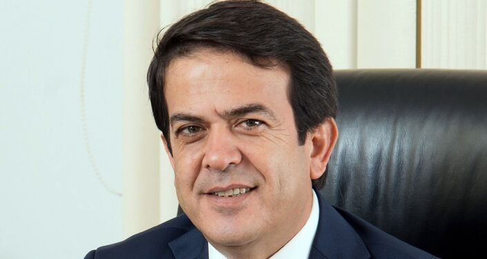 Antalya Ticaret Borsası Başkanı Ali Çandır