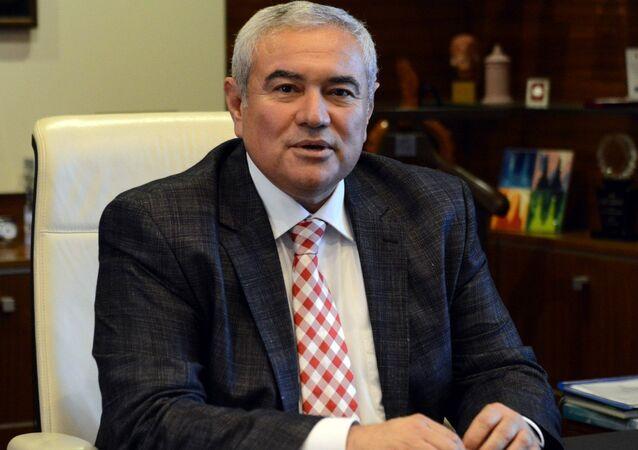 Antalya Ticaret ve Sanayi Odası Başkanı Davut Çetin
