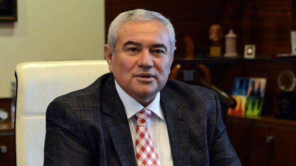 Antalya Ticaret ve Sanayi Odası Başkanı Davut Çetin - Sputnik Türkiye